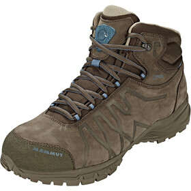 Mammut Mercury III Mid GTX Shoes Herren bark-dark cloud